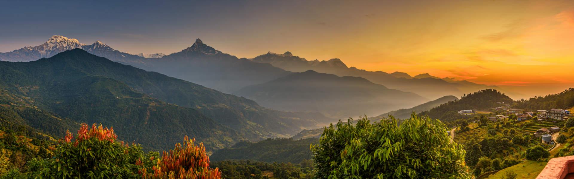 Trek Nepal With Krishna
