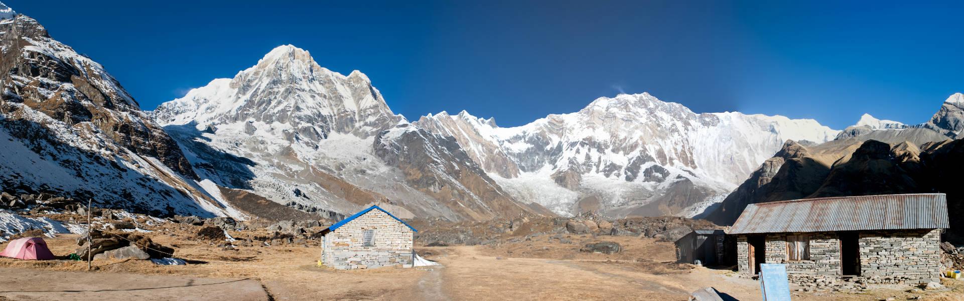 Annapurna Base Camp, Annapurna Region