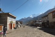 Acclimatisation break in Manang on the Annapurna Circuit
