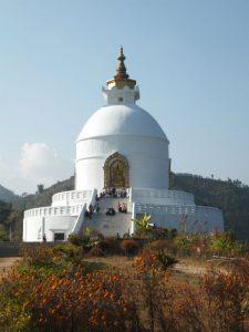 World Peace Pagoda, Pokhara