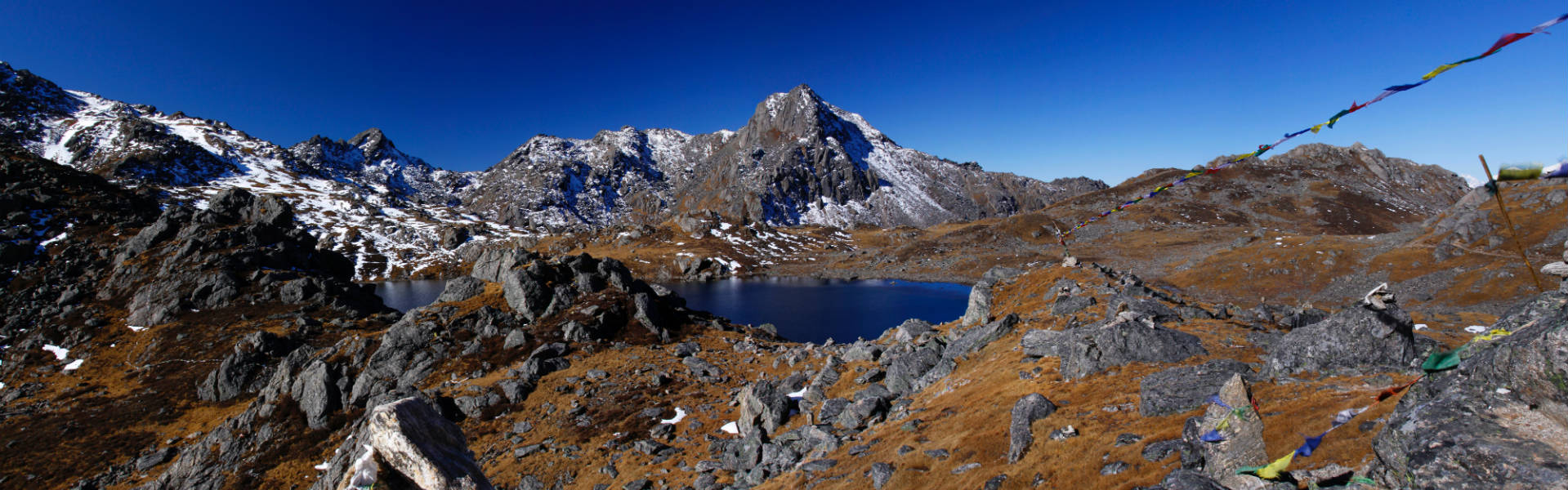 How to choose a trek in Nepal: Gosaikunda Lakes, Langtang Region