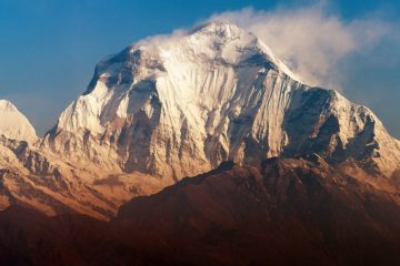 Poon Hill Trek - one of the best vamtage points in the Himalaya with magnificent views of Mount Dhaulagiri and the Annapurnas