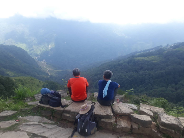 Get fit to trek Nepal - and trek with a private guide for ultimate flexibility