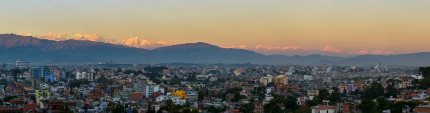 What to expect when you arrive in the city of Kathmandu