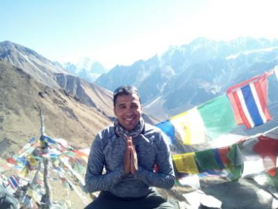 Nepal Trekking Company Nepalorama Founder Krishna Adhikari