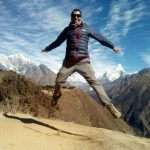 One of the best trekking guides in Nepal : Krishna