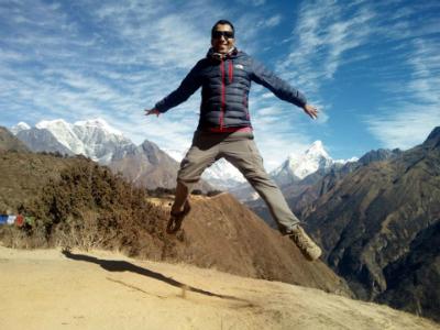 One of the best trekking guides in Nepal: Krishna