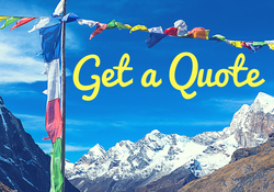 Quotes for customised private treks in Nepal