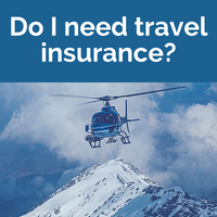Helpful information about trekking in Nepal - do I need travel insurance?