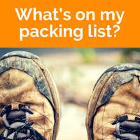 Helpful information about trekking Nepal - What's on my packing list?