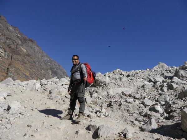 The Best Trekking Guide in Nepal: Krishna in Langtang Valley