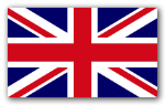 UK Flag - Anna is from Britain
