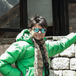One of the best trekking guides in Nepal: Ramesh