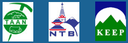 Nepalorama Trekking Member Association Logos
