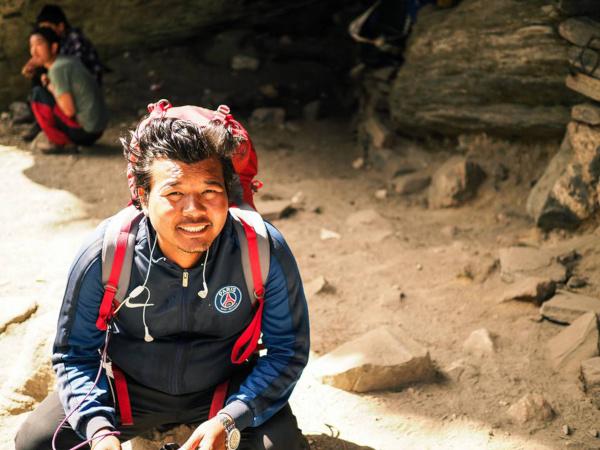 Professional Trekking Guide in Nepal - Buddhi