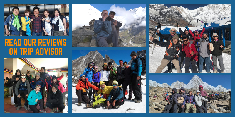 Customised Private Treks in Nepal with Nepalorama