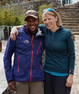 Customised private treks in Nepal by a unique partnership - Krishna and Anna