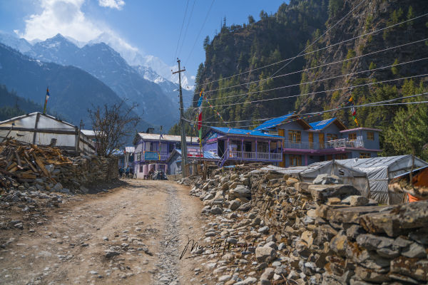 Customised private treks in Nepal : Create your own itinerary