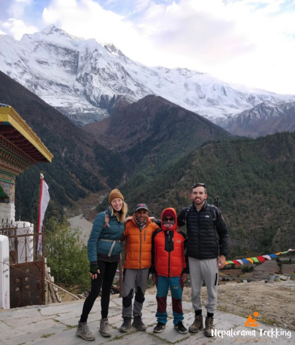 Customised Nepal treks for couples