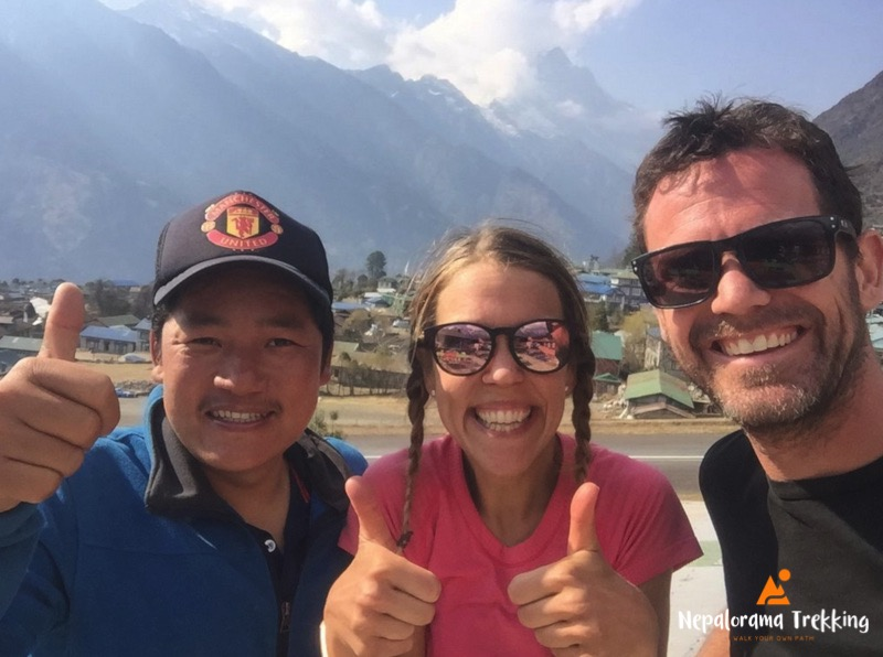 Guiding Nepal treks for couples: getting it right!