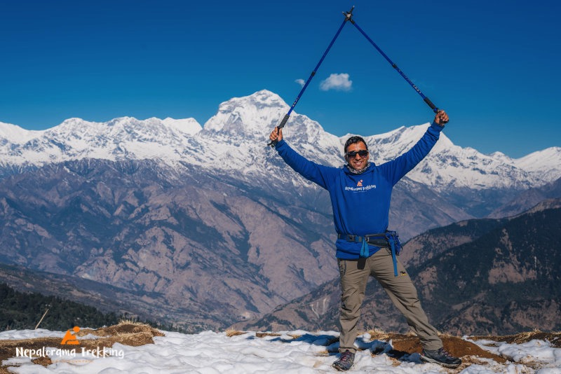 Top tips for trekking Nepal: Trek with a reputable agency or guide